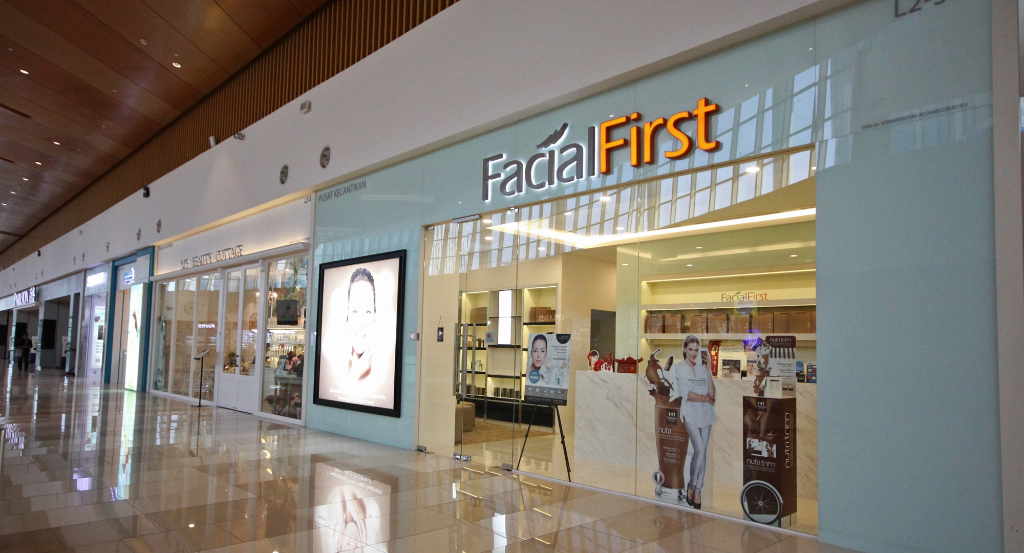 Facial First At Ioi City Mall Putrajaya Kingsmen Malaysia